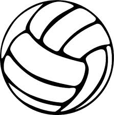 picture relating to Printable Volleyball identify coffeemy enjoy - Volleyball, my enjoy